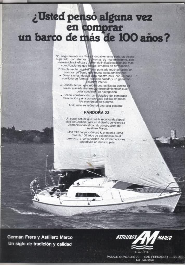 pandora 23