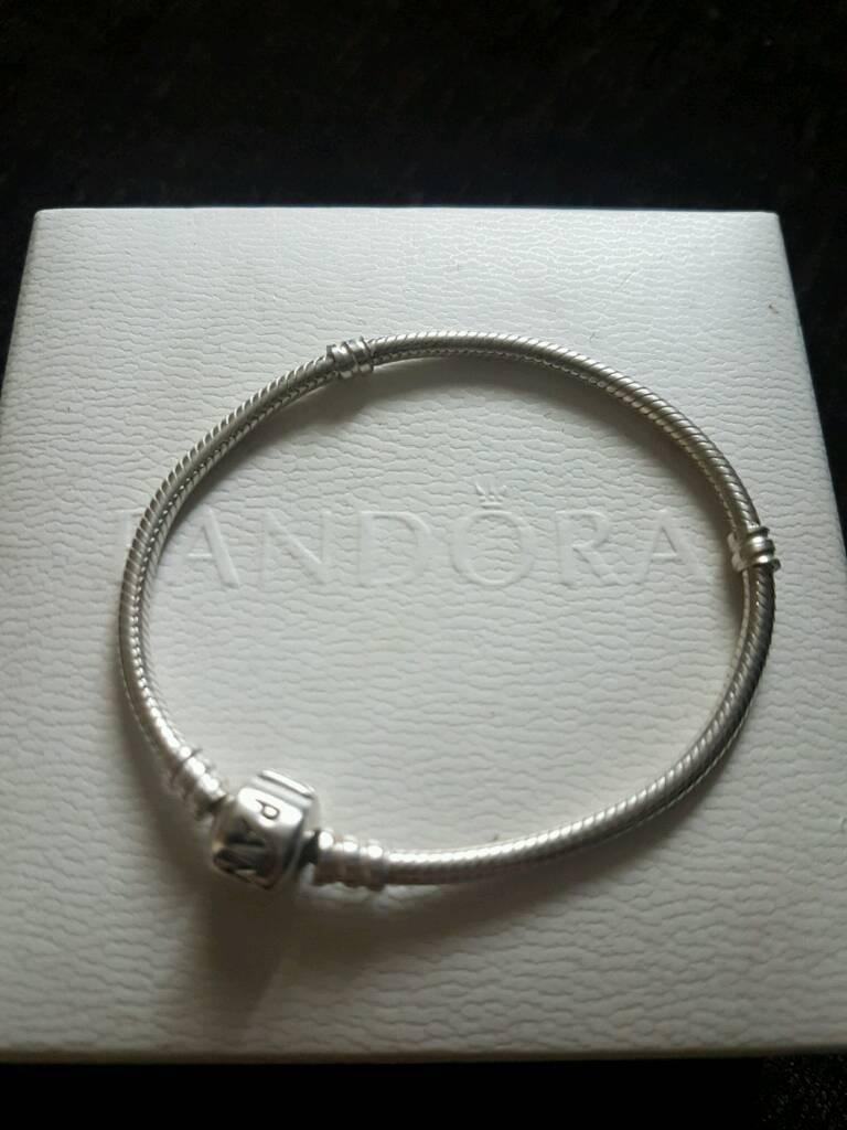 bracelet pandora 17 cm