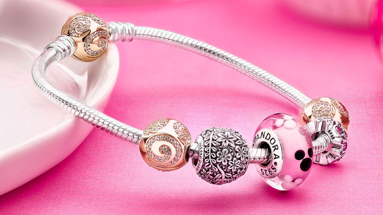 pandora bracelet 2016