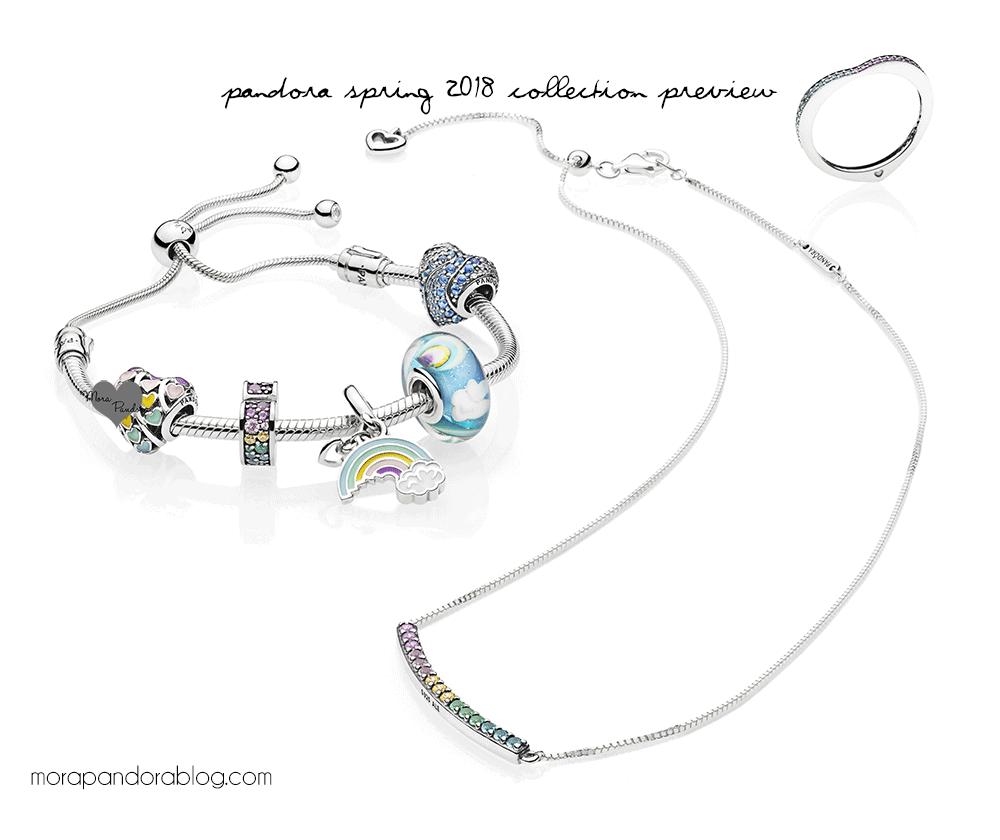 pandora bracelet 2018