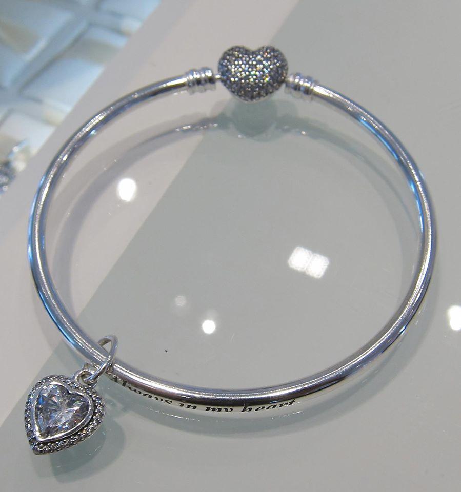 0c6a90fbd pandora bracelet always in my heart