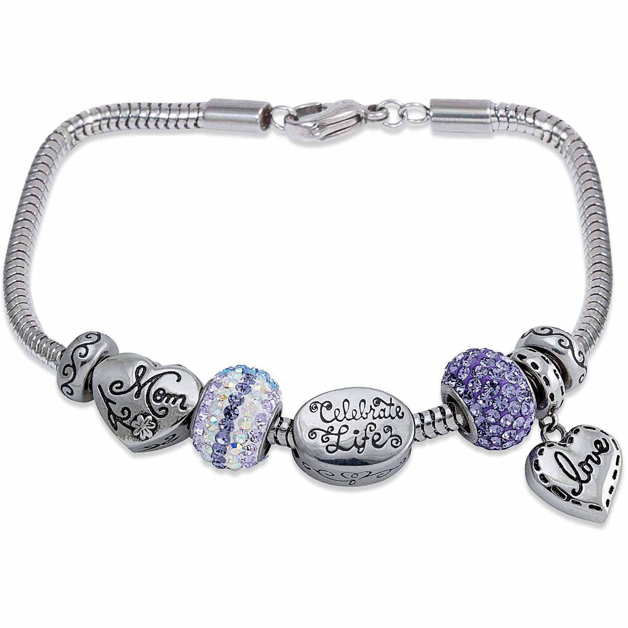 charms walmart bangles bangle at bracelet pandora