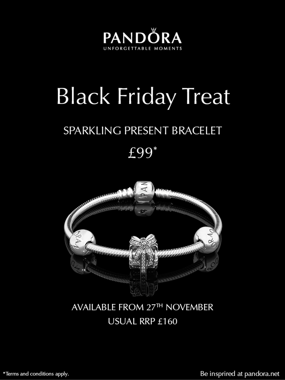 363c54c5ed3f6 pandora bracelet black friday