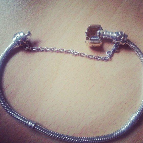 pandora bracelet c