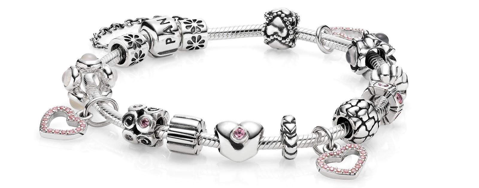 pandora bracelet charms zales