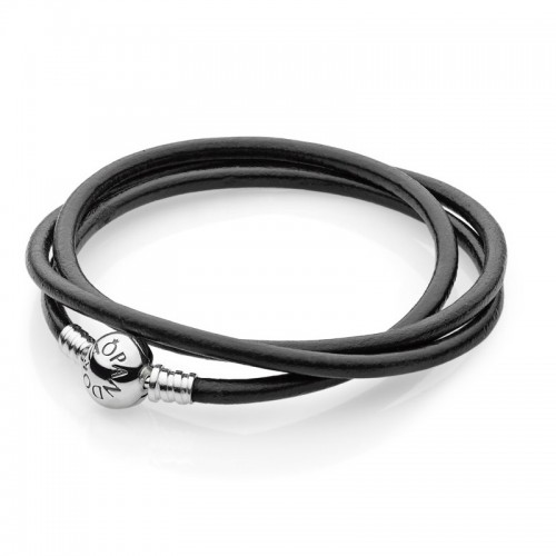 pandora bracelet cuir triple