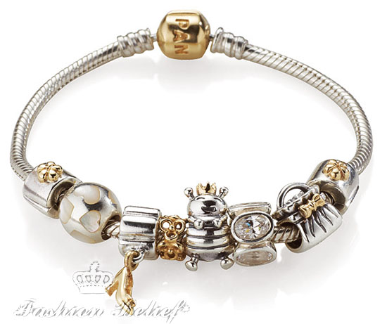 pandora bracelet design ideas