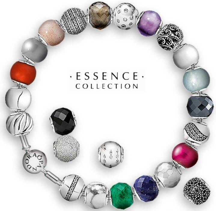 pandora bracelet essence charms
