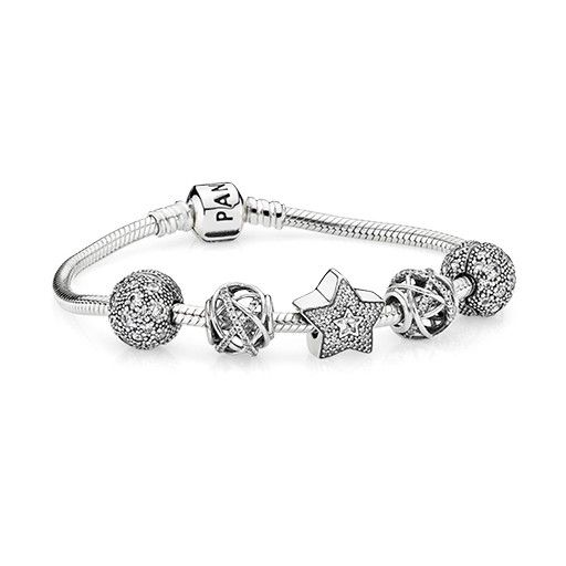pandora bracelet etoile