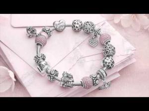 pandora bracelet fleur de cerisier