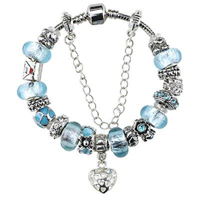 pandora bracelet for 7 year old