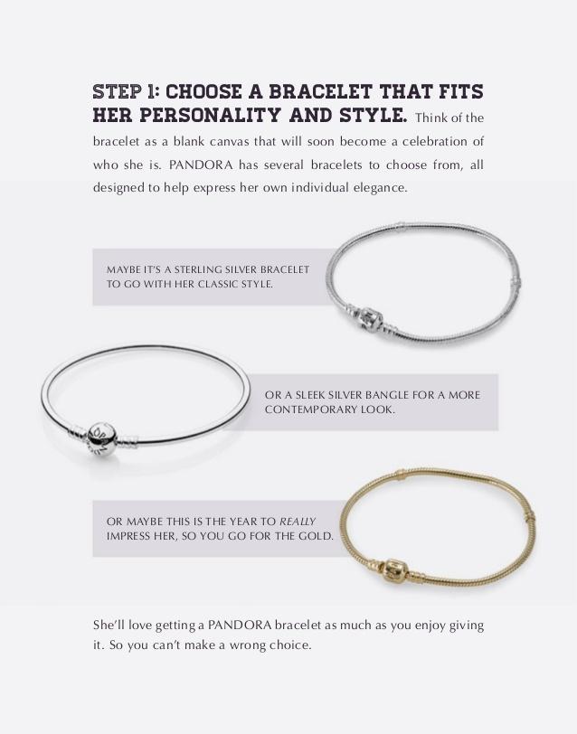 Pandora Bracelet Guide