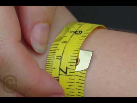 pandora bracelet how to measure