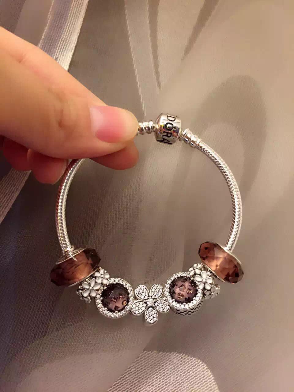 pandora bracelet ideas pinterest
