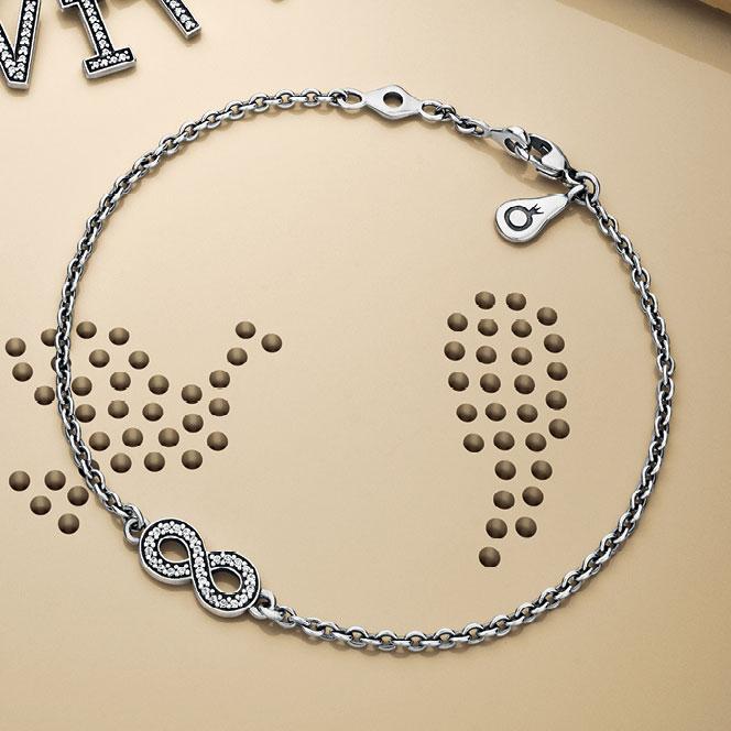 Pandora Bracelet Infinity