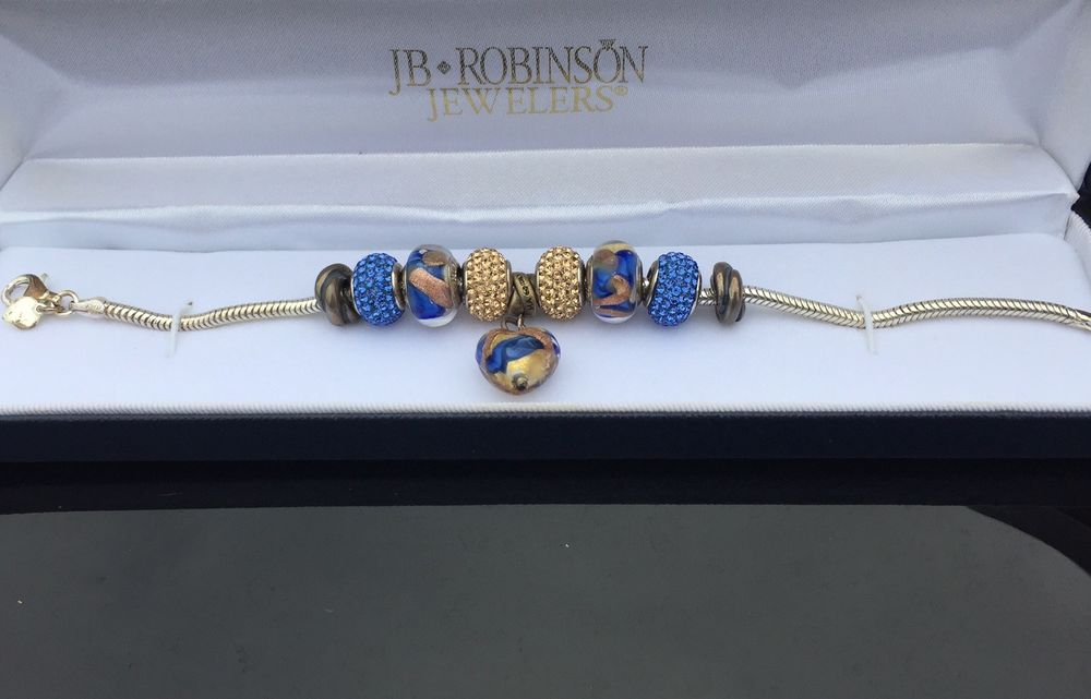 pandora bracelet jb robinson