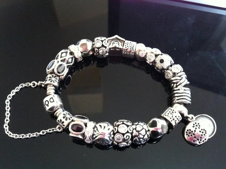 Pandora Bracelet Keeps Pinching Me