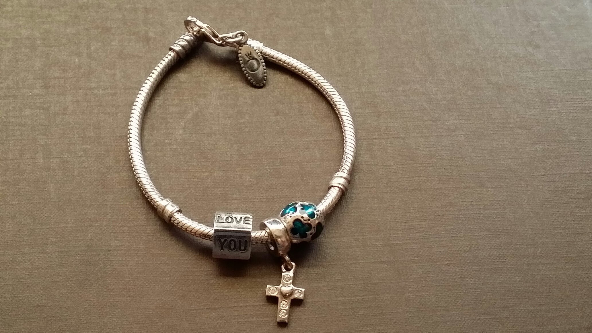 96a32c67b pandora bracelet keeps tarnishing