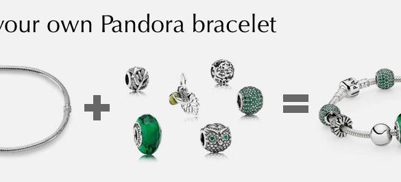 Australia Pandora Build A Bracelet F8313 9e305