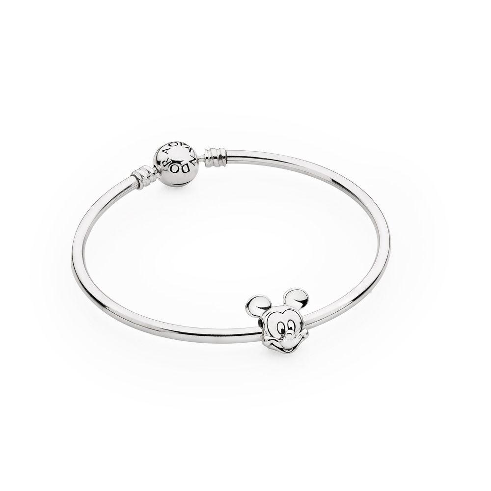 pandora bracelet mickey