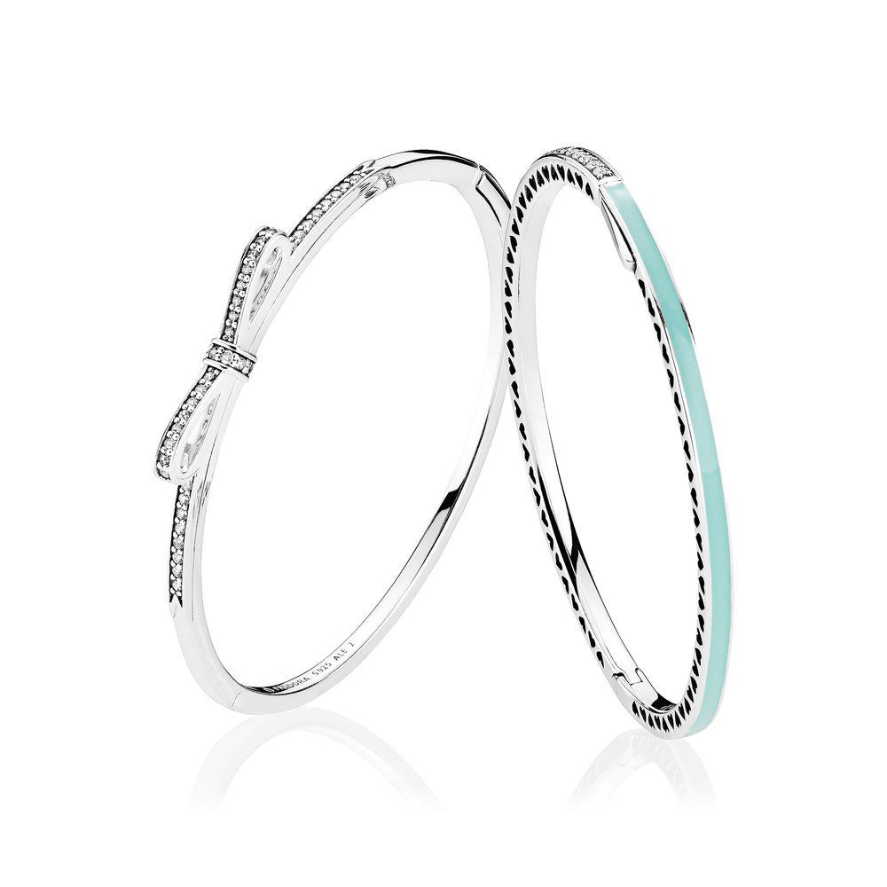 pandora bracelet noeud