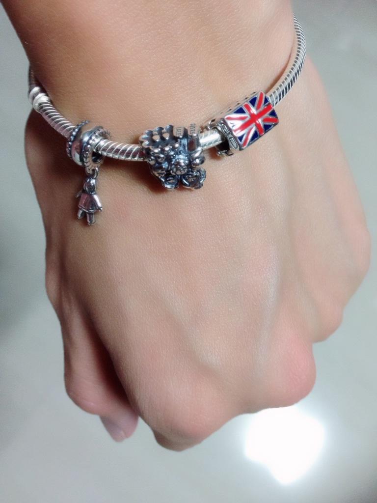 pandora bracelet o
