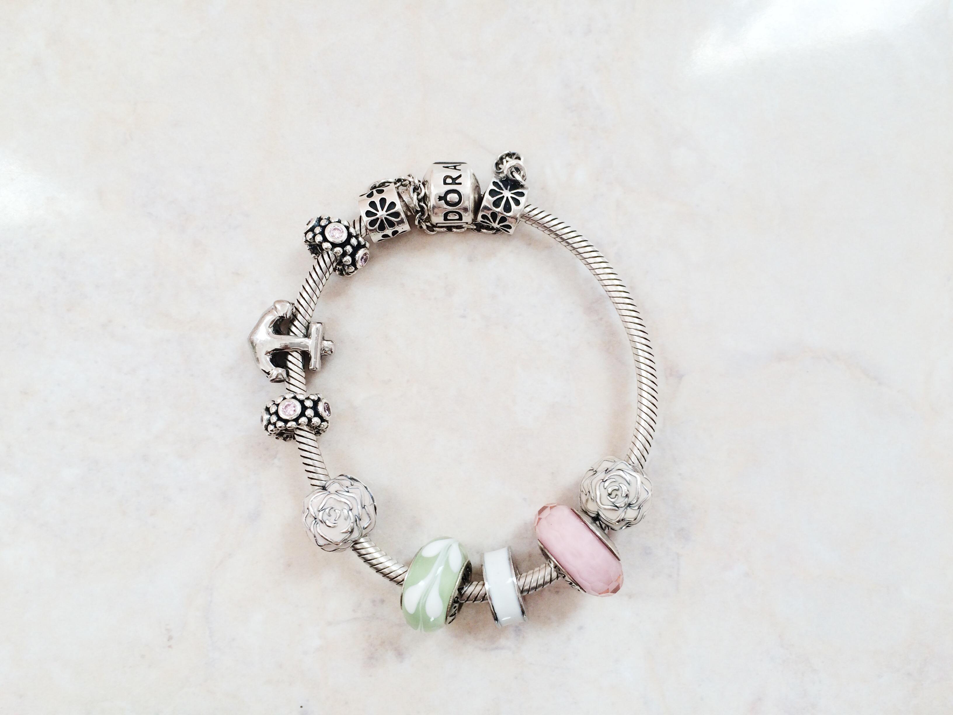 pandora bracelet offert 2017