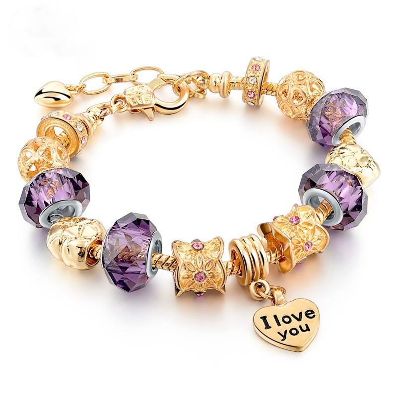pandora bracelet or rose