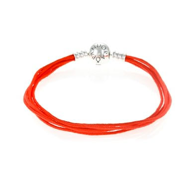 71690718c pandora bracelet orange