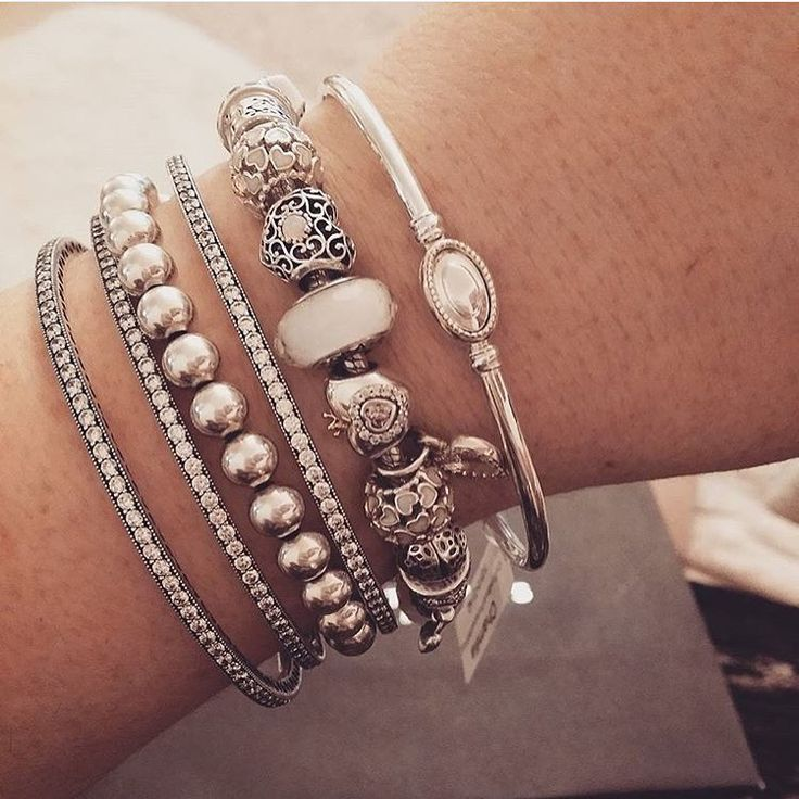 pandora bracelet pinterest