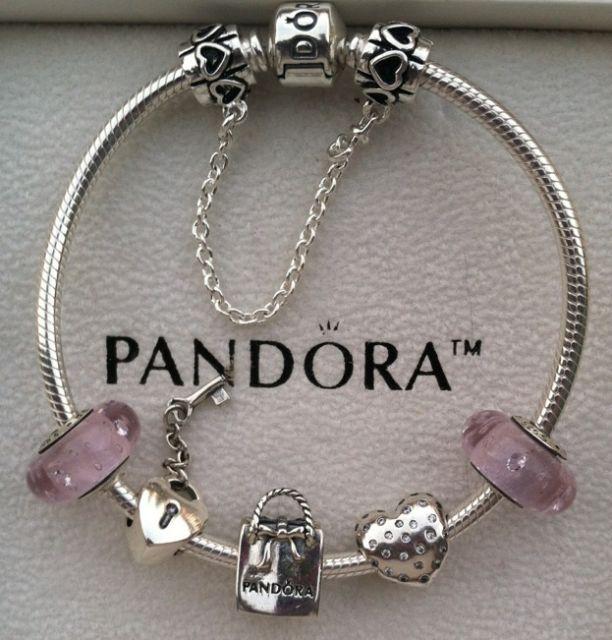 pandora bracelet quinceanera