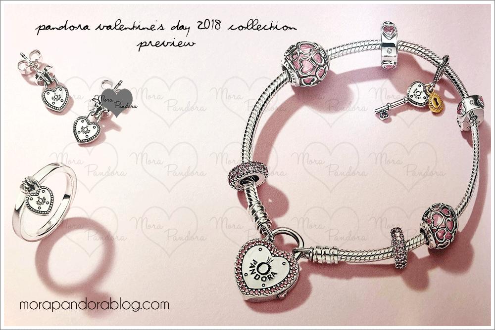pandora bracelet saint valentin 2018