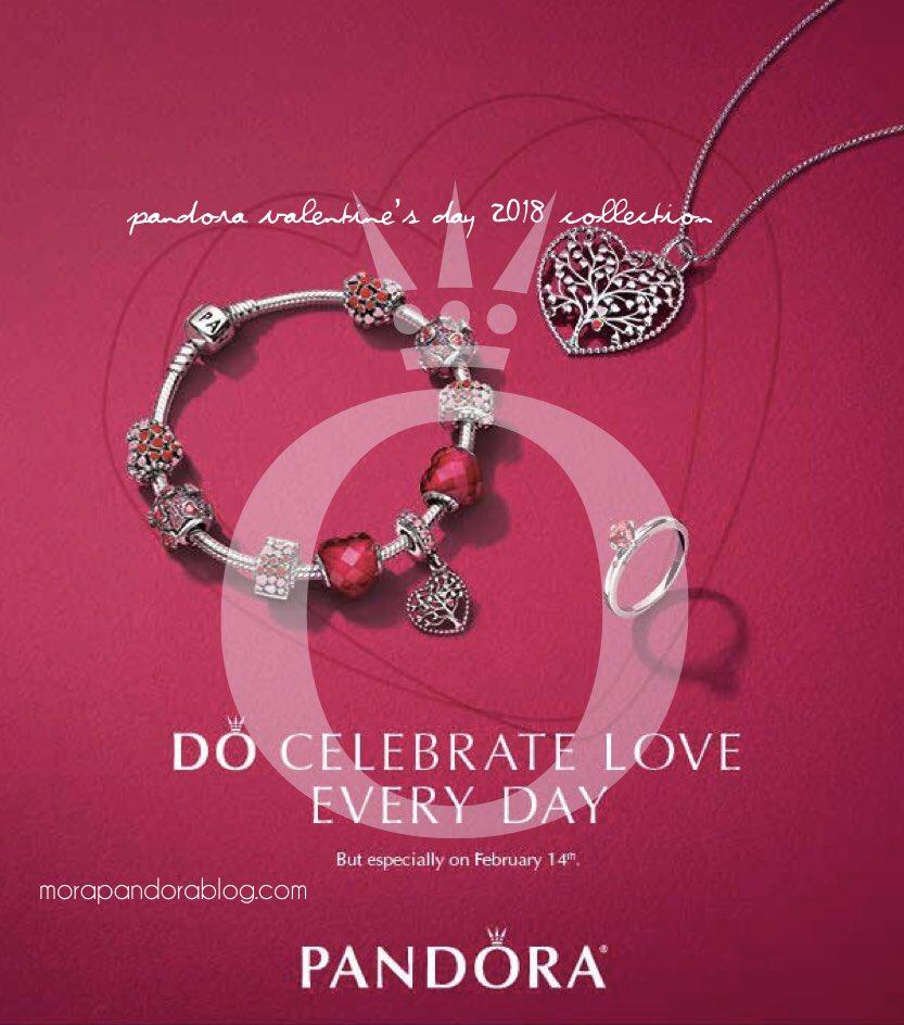 pandora bracelet saint valentin