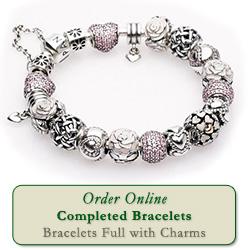 pandora bracelet complet