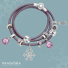Leather Bracelet A8f80 7c725 Usa Pandora Triple 676b8 26999
