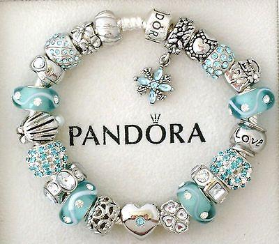 pandora bracelet turquoise