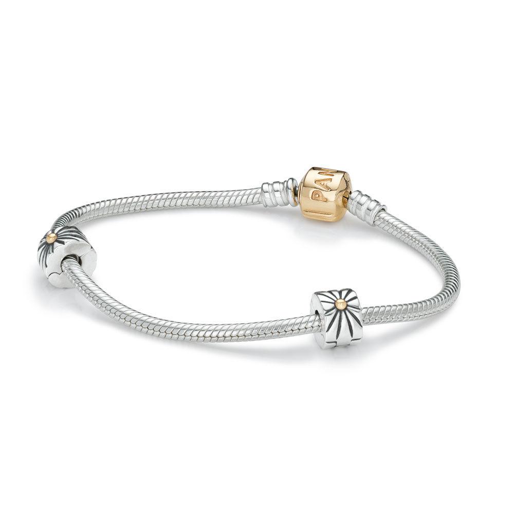 f8a174664d3 pandora bracelet two tone