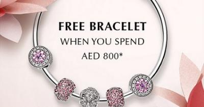 pandora bracelet uae price