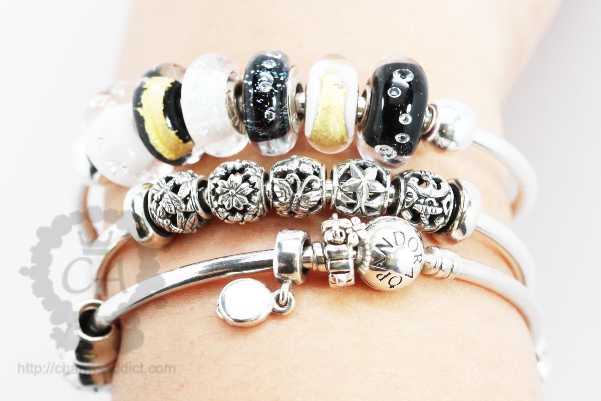 pandora bracelet vs chamilia