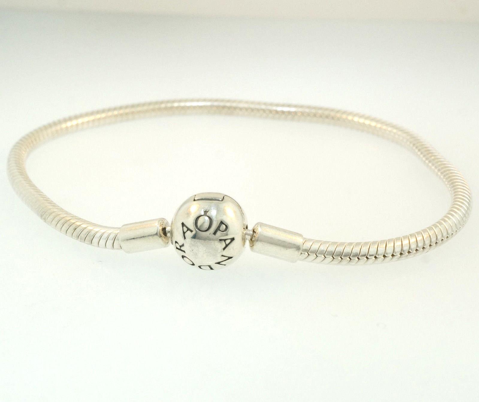 pandora bracelet width