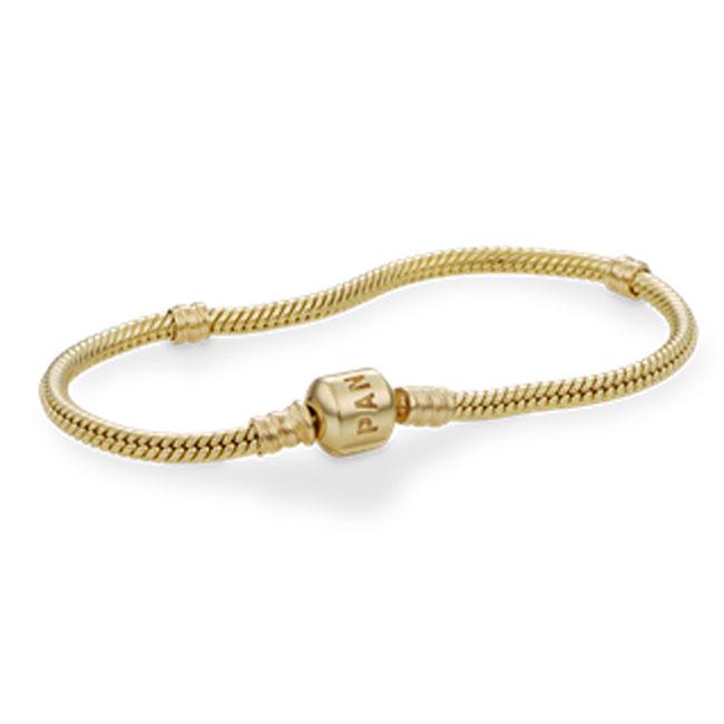 pandora charms 14k gold