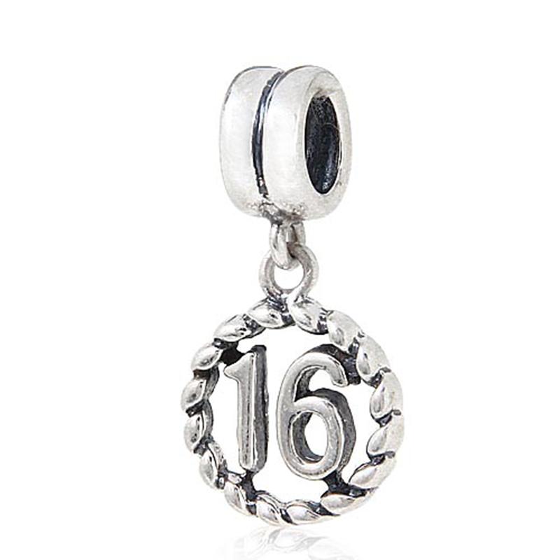 pandora charms 16th
