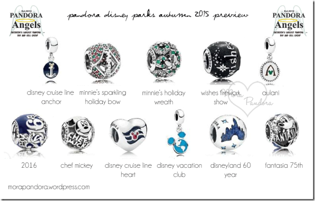 pandora charms 60th