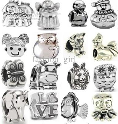 pandora charms 925 silver