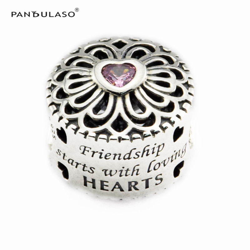 pandora charms amicizia