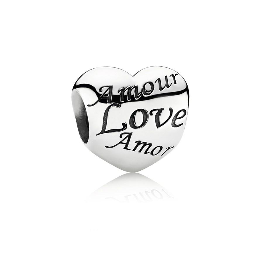 pandora charms amour