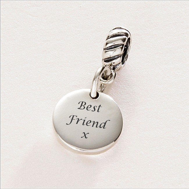 pandora charms best friends