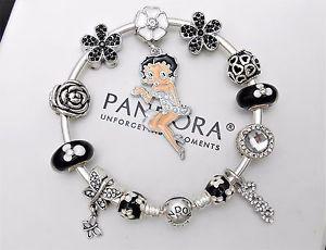 pandora charms betty boop