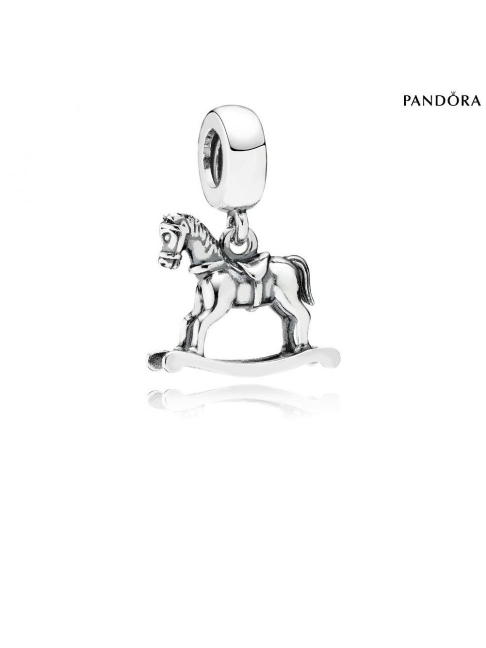 pandora charms cheval