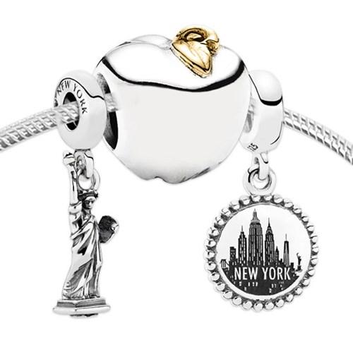 Charm Pandora New York Originale